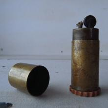 BRASS OIL-LIGHTER
